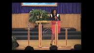 "Mount Hermon Minstries ""Broken to be Restored, Not Destroyed"" Elder Tasheekia Perry 3-17-13"