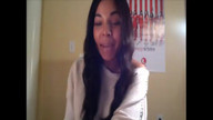 ASHANTI Live on Ustream