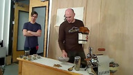 Trevin Miller: Mr. Green Beans 3/19/13 Home Coffee Roasting - It's That Easy!