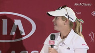 Paula Creamer Pre-Tournament Interview from the 2013 Kia Classic