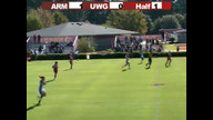 Soccer vs. West Georgia, 10/25