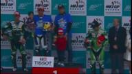 第9戦鈴鹿MFJ-GP J−GP2 表彰式