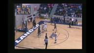 Lander mens basketball vs. Brewton Parker