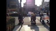 金沢弁護士会による秘密保護法反対デモ 2