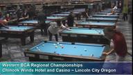 Stan Tourangeau vs Dan Louie - Race to 6 - Bar Table 8 Ball