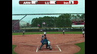 Softball vs. Lander (Game One), 3/16
