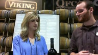 Kiona Winery's JJ Williams & Erin Thomas of WINOMagazine.com #TasteWA