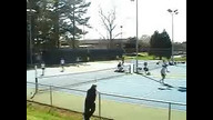Meredith Tennis vs. Greensboro College Part 2