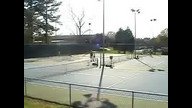 Meredith Tennis vs. Greensboro College Part 3