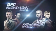 UFC 177 and 178: Two Epic Rematches!