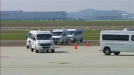 MH17: Plane with Malaysian bodies arrives in Kuala Lumpur