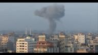 Airstrike Gaza 7:03am