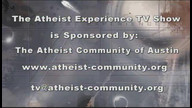 The Atheist Experience 888