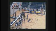 Lander Women's Basketball vs. Allen