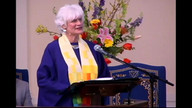 Feb 1, 2015 • 10 am • Annual Meeting Sunday • Patricia de Jong • First Church Berkeley