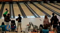Missy Bellinder shoots 300 in qualifying at the Queens