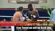 Mayweather vs Pacquaio - Billy C's Fight Night Spe
