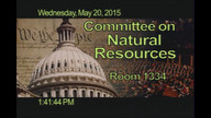 USHR21 Committee on Natural Resources