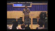 Confronting The Atmosphere. Bro. Jamaal Idelette 7-15-15