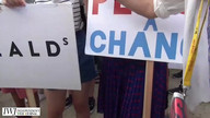 2015年7月19日SADL×SEALDs KANSAI「戦争法案」に反対する関西デモ