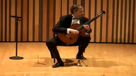 Luis Orlandini, Chile and Ricardo Parreira, Portugal-4th IberoAmerican Guitar Festival
