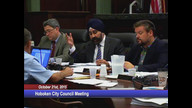 Oct.21,'15 Part 2 City Council Meeting