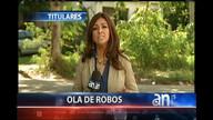 América Noticias 5pm 11/03/15