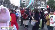 2016年1月10日本田久美子さん応援1.10新春宣伝パレード