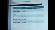 Dept. of Environmental Services - Budget Workshop