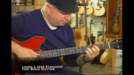 Master South African guitar builder Mervyn Davis and Smoothtalker guitars.