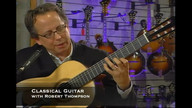 Classical Guitarist Robert Thompson and Steve Krenz have fun with a Jobim bossa.