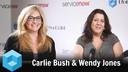 Carlie Bush & Wendy Jones | ServiceNow Knowledge 2016