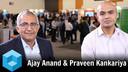 Ajay Anand & Praveen Kankariya, Kyvos Insights | Hadoop Summit 2016 San Jose