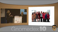 Tech Mavens, Shauna Causey and Melody Biringer, Gnomedex 10