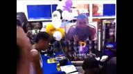 Trey Songz Live 09/14/10 01:53PM