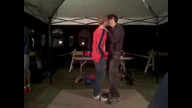 Guinness World Record Kiss - Matty and Bobby 09/18/10 04:54PM
