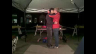 Guinness World Record Kiss - Matty and Bobby 09/18/10 07:23PM