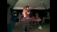 Guinness World Record Kiss - Matty and Bobby 09/19/10 05:08PM