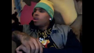 Chris Brown Live on Ustream - Premiere of 12 Strands! 09/27/10 07:23PM