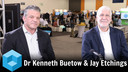 Jay Ethcings, ASU & Dr. Kenneth Buetow | Hadoop Summit 2016 San Jose