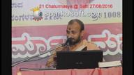 Mahabharata Sabhaparva Anugrahasandesha @ Satti 27/08/2016