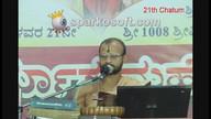 Mahabharata Sabhaparva Anugrahasandesha @ Satti 01/09/2016