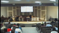 Glorieta's Worship Service