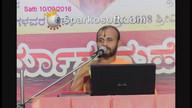 Mahabharata Sabhaparva Anugrahasandesha @ Satti 10/09/2016