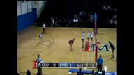 FMU volleyball vs Columbus State
