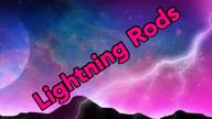 Lightning Rods of Zion's Energy!