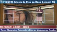 Hna. Liliam Torres