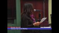 Nov.14,'16 Part1 City Council Meeting