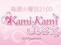 ヘアビューティー番組「KamiKami美容室」TVライブオンライン