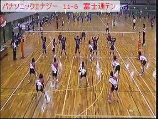 『第11回ミリオンカップ』パナソニックエナジーvs富士通テン
